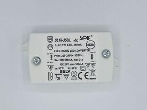 "elektronischer LED Konverter ""SLT6-350IL"" Konstantspannung, Konstantstrom 0-6W"