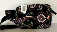 Vera Bradley Bandana Swirl Fanny Pack Adjustable Belt Bag  New with Tags