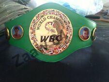 Mni WBC Boxing ChampionShip Belt Replica Childern Size