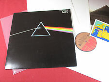 Pink Floyd  THE DARK SIDE OF THE MOON - LP EMI Harvest EMS-80324 Japan + Inserts