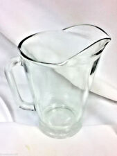 Old beer pitcher glass style bar pitchers 1 rec room barware glassware pub Uu9