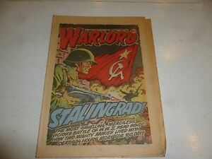 WARLORD Comic - Issue 278 - Date 19/01/1980 - UK Paper Comic
