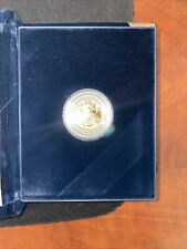2006 W American Eagle $5 1/10 Oz. Proof Gold Coin with Box & COA One Tenth Ounce