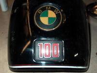 BMW Air Head Black TAIL COWLING Cowl R90S R100RT R80RT R100S R100RS R100CS