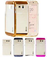 Handyhülle Samsung iPhone Handy Schutz Hülle Schale Back Cover TPU Panzer Case