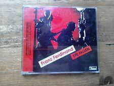 Franz Ferdinand The Fallen CD Single 2006 Promo Use Only