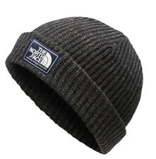 NWT The North Face Salty Dog Beanie, TNF Black, One Size Regular Free Shipping!