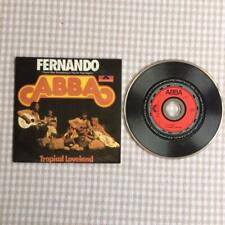 Abba CD Single Card Sleeve Fernando / Tropical Loveland