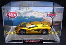 DISNEY CARS DISNEY STORE FABRIZIO THE LAMBORGHINI  IN ACRYLIC BOX NEW!!! VHTF!!!