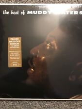 Muddy Waters - The Best Of - Brand New Deluxe Gatefold 180 g Vinyl Lp - New