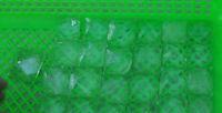 2.2lb 30-35mm Natural Clear Quartz Crystal Pyramid polished Point Healing