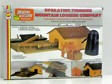 "A.H.M. HO U/A ""OPERATING THUNDER MOUNTAIN LOGGING COMPANY"" PLASTIC MODEL KIT"