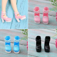 12inch Doll Dance Shoes High Heels For Blythe Dolls Party Dress-up Accessory