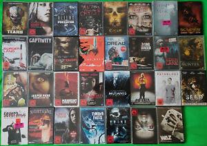 FSK18 Horror DVD Paket