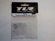 TLR TEAM LOSI RACING - TUNGSTEN CARBIDE DIFF BALLS, 3/32 (14) - Model # TLR2951