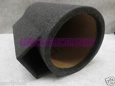"""Q-Power 12"""" Subwoofer 12 inch Sub Tube Enclosure / Ported-Vented 12"""" TUBO12"""