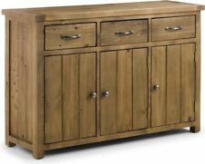 Country Beige Trolleys with Drawers