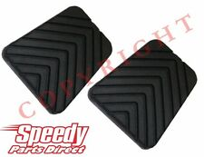 New Brake & Clutch Pedal Pad 2pcs for Mitsubishi Dodge Lancer Eclipse MB-193884