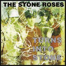 STONE ROSES TURNS INTO STONE LP VINYL 33RPM NEW