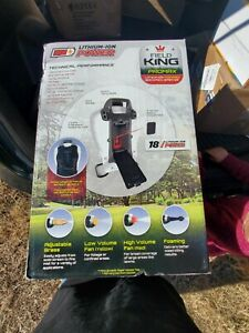 Field King 18V Li-Ion Rechargeable Backpack Sprayer
