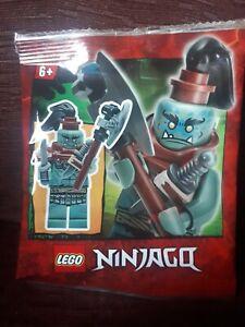 Lego Ninjago Minifigure - Munce - 89207 - New In pack