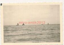 Foto, Fischkutter vor Hoofdplaat in Holland 1941 (N)19777
