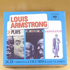 LOUIS ARMSTRONG - 3SONY MUSIC - OTTIMO CD [AO-013]