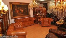 Chesterfield Sofa Kombination  Victorian  Golden OK  Farben 3+2+1Modell D100