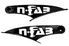 """N-FAB Roof Mounts 50"""" LED Light Bar 99-06 Chevy & GMC 1500 2500 3500 C9950LR-TX"""
