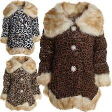 Winter-Jacken aus Baumwollmischung für Mädchen