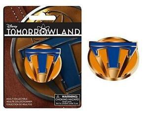 Funko Disney Tomorrowland Movie 1984 Prop Replica Collectible Pin 1 5757