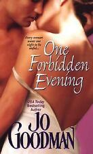One Forbidden Evening by Jo Goodman