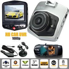 3 Inch 1080P HD Car DVR Dash Camera Video Cam Recorder G-Sensor Night Vision UK