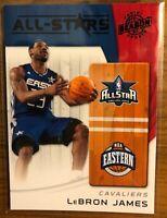 2010-11 Lebron James Panini Season Update All Star Eastern-Cavaliers