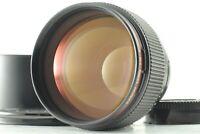 [MINT] Canon New FD 85mm f/1.2 L Lens NFD MF Portrait  w/ Hood BT-72 from JAPAN