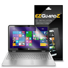 "3X EZ Screen Protector HD For HP Envy x360 15T Touch 15.6"" Laptop (2015, 2016)"