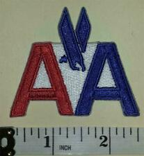AMERICAN AIRLINES AVIATION STEWARDESS PILOT AIRLINE AA CREST EMBLEM PATCH
