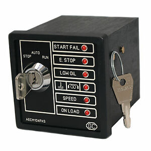 Multi-functional Automatic Generator Engine Control Module Controller