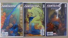 Comic Book Lot: Ultimate Fantastic Four issues 33-38 by Pasqual Ferry