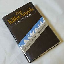 VERY GOOD+/VG+ ARC 1ST ED 1ST PRINTING 1974 The Killer Angels by Michael Shaara