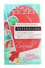Tangle Teezer Disney princess LITTLE MERMAID Wet Dry Child Detangling Hairbrush