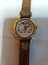 Lorus Walt Disney Musical Mickey Mouse Quartz Unisex Watch V422-011 R2
