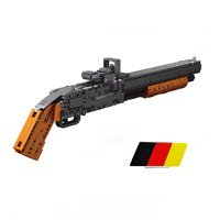 Technic shotgun Gewehr Waffe 42056 42083 Blöcke Bausteine MOC 42110 x 863 Teile