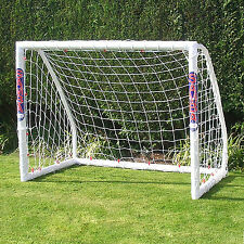 NEW Samba Match Goal - 5 x 4 ft Goal - Cheap Kids Football Garden Target Goals