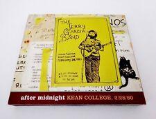 Jerry Garcia Band After Midnight Kean College 2/28/1980 3 CD JGB Grateful Dead