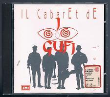 I GUFI IL CABARET DE I GUFI vol. 1 CD COME NUOVO!!!