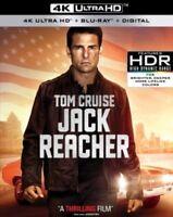 Jack Reacher [New 4K UHD Blu-ray] With Blu-Ray, 4K Mastering, Ac-3/Dolby Digit