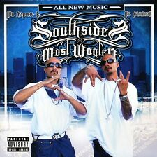 South Side's Most Wanted - Mr. Capone-E & Mr. C (2011, CD NEUF) Explicit Version