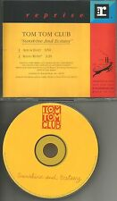 Talking Heads TOM TOM CLUB Sunshine and Ecstasy Roger S REMIX & EDIT PROMO CD
