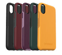 Authentic OtterBox SYMMETRY Series Case for Apple iPhone Xs Max and iPhone Xr